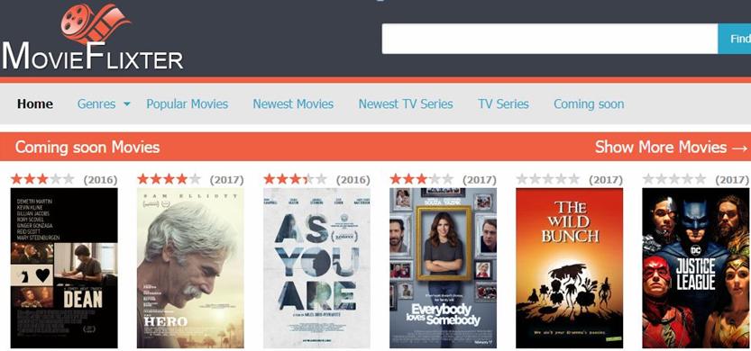 Free Movie Sites like Rainierland