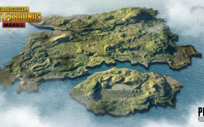 PUBG Mobile 0.10.9 Apk Download: With Island Map, New Weather, Rainforest Map, New Firearms, More