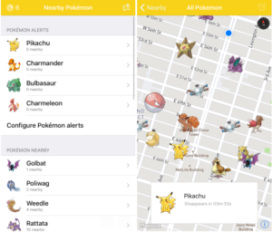 Sites like Pokevision