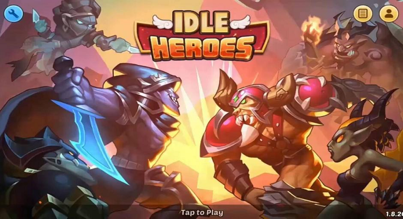 Download idle heroes mod apk for Android: with Unlimited Gems, gold