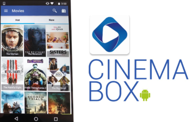 CinemaBox apk
