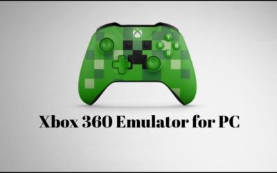 Download Xbox 360 Emulator for PC (windows 10.8.7)