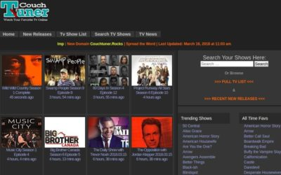 Top 10+ Best Free Movie Streaming Sites like Couchtuner [Working List 2019]