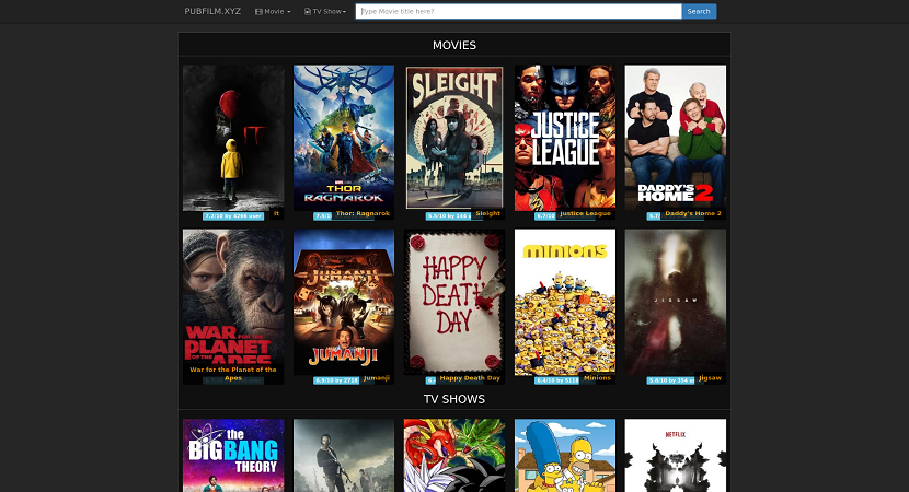 Top Best Sites Like Pubfilm 2020 Watch Online Movies For Free Geniusgeeky