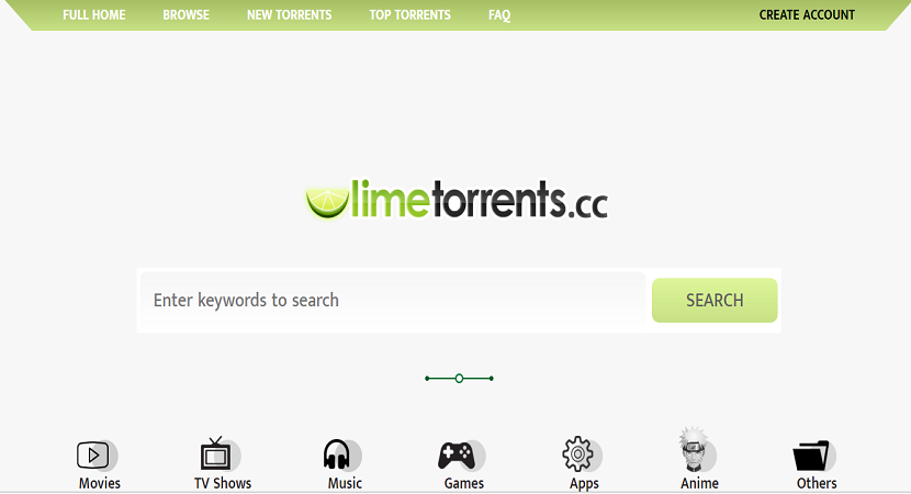 Limetorrents Unblocked & Limetorrent Mirror Sites