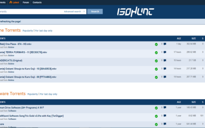isoHunt.to Proxy 2019 : isoHunt Unblocked & isoHunt Mirror Sites List
