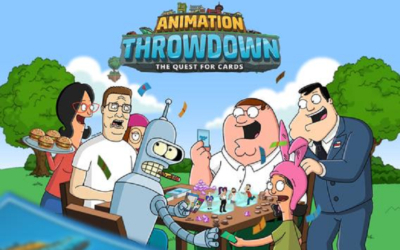 Animation Throwdown Mod Apk Download