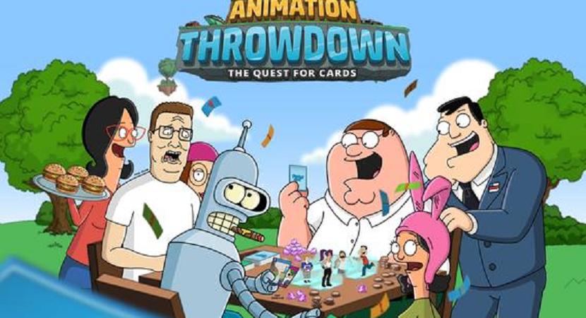 Animation Throwdown Mod Apk Download