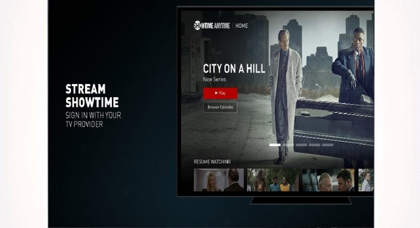 Showtime Anytime com activate on LG TV feature image