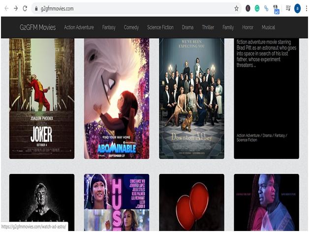 g2g movies