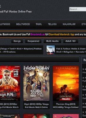 movierulz website