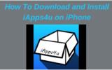 iApps4u on iPhone
