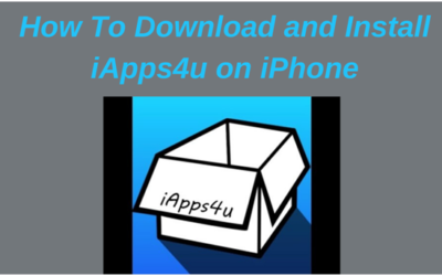 iApps4u on iPhone
