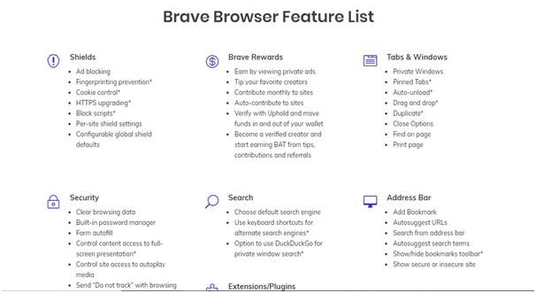 APUS Browser Alternatives