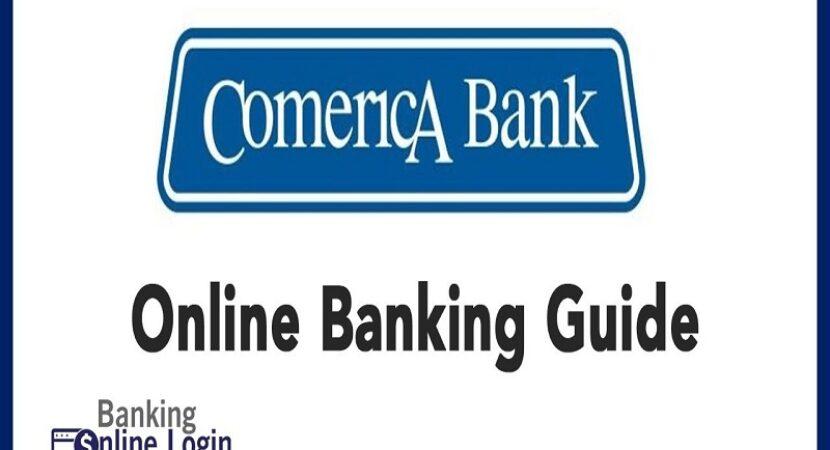 Comerica Bank Login