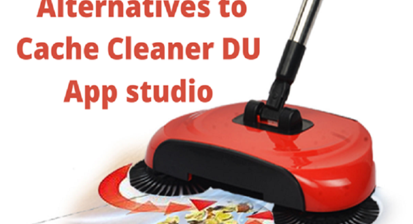 Alternatives to Cache Cleaner DU App studio