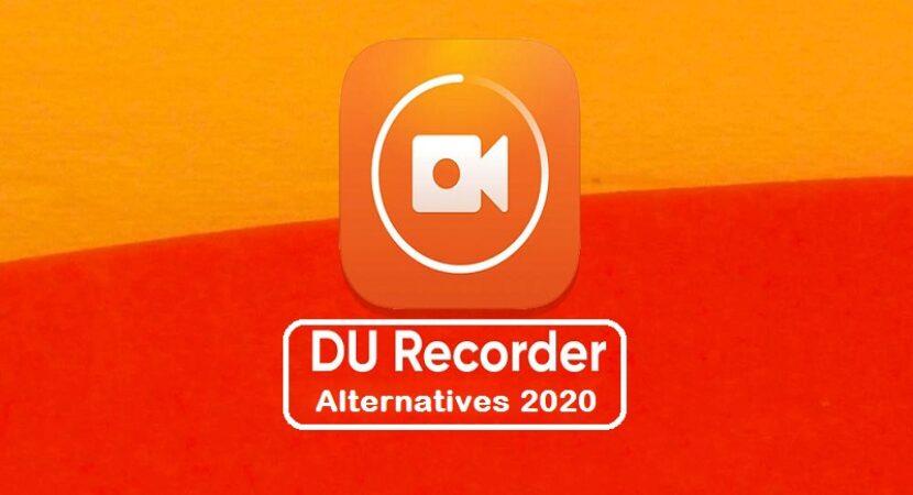 DU Recorder Alternatives