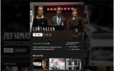 Contagion on Netflix