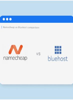 Namecheap vs Bluehost