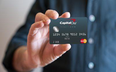 CAPITALONE CREDIT CARD